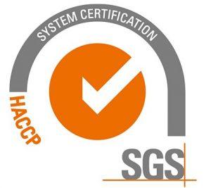 haccp sertifikat